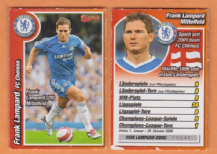 Chelsea Frank Lampard England